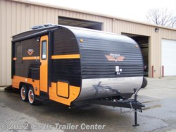 2017 Riverside RV Retro 820R TOY HAULER