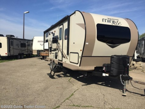 2019 Forest River Rockwood Mini Lite 2509S