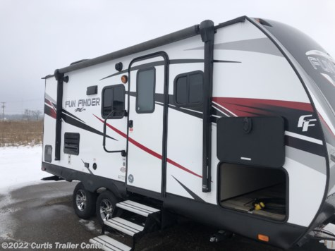 2018 Cruiser RV Fun Finder Xtreme Lite 19RB