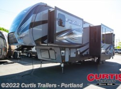 New 2017  Keystone Fuzion 345 by Keystone from Curtis Trailers in Portland, OR