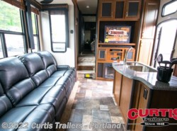 New 2017  Keystone Fuzion 385 by Keystone from Curtis Trailers in Portland, OR
