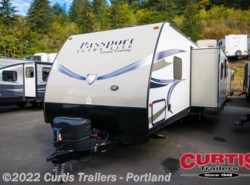 New 2017  Keystone Passport 3320bhwe by Keystone from Curtis Trailers in Portland, OR