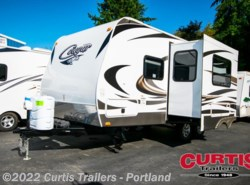 Used 2014  Keystone Cougar 19RBEWE by Keystone from Curtis Trailers in Portland, OR