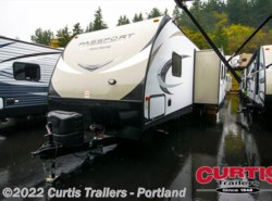 New 2017  Keystone Passport 3350bhwe by Keystone from Curtis Trailers in Portland, OR