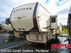 New 2017  Keystone Montana 3910fb by Keystone from Curtis Trailers in Portland, OR