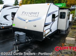 Used 2016  Keystone Passport 2400bhwe by Keystone from Curtis Trailers in Portland, OR