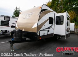 Used 2016  Keystone Cougar 21RBSWE by Keystone from Curtis Trailers in Portland, OR