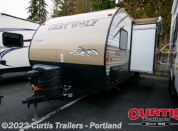 Used 2015  Forest River Cherokee Grey Wolf 21RB by Forest River from Curtis Trailers in Portland, OR