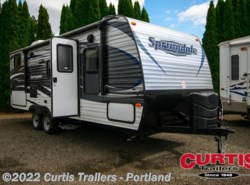 New 2017  Keystone Springdale West 220bhwe by Keystone from Curtis Trailers in Portland, OR