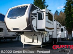 New 2017  Keystone Montana 3730fl by Keystone from Curtis Trailers in Portland, OR