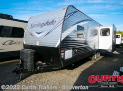 New 2017  Keystone Springdale West 258rlwe by Keystone from Curtis Trailers in Aloha, OR