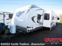 Used 2013  Keystone Cougar 31SQBWE by Keystone from Curtis Trailers in Aloha, OR