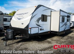New 2017  Keystone Passport 2670bhwe by Keystone from Curtis Trailers in Aloha, OR