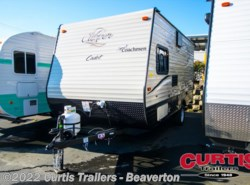 New 2017  Coachmen Clipper Cadet 16cfb by Coachmen from Curtis Trailers in Aloha, OR