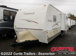 Used 2007  Keystone Outback 26rls by Keystone from Curtis Trailers in Aloha, OR
