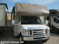 New 2017  Winnebago Minnie Winnie 331K by Winnebago from Dakota RV in Rapid City, SD