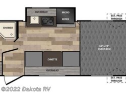 New 2017  Winnebago Winnie Drop WD170S by Winnebago from Dakota RV in Rapid City, SD