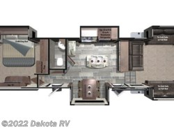 New 2017  Highland Ridge Open Range 3X 387RBS by Highland Ridge from Dakota RV in Rapid City, SD