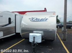 New 2017  Shasta Oasis 21CK by Shasta from 83 RV, Inc. in Mundelein, IL