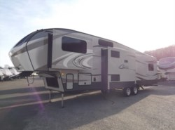 New 2016  Keystone Cougar 337FLS by Keystone from Diamond RV Centre, Inc. in West Hatfield, MA