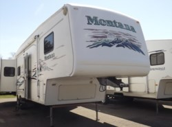 Used 2003  Keystone Montana 3645RL by Keystone from Diamond RV Centre, Inc. in West Hatfield, MA