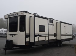 New 2017  Keystone Residence 401RLTS by Keystone from Diamond RV Centre, Inc. in West Hatfield, MA