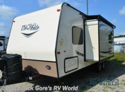 New 2017  Forest River Flagstaff Micro Lite 25KS by Forest River from Dick Gore's RV World in Jacksonville, FL