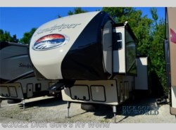 New 2017  Forest River Sandpiper 372LOK by Forest River from Dick Gore's RV World in Saint Augustine, FL