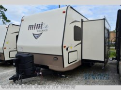 New 2017  Forest River Rockwood Mini Lite 2509S by Forest River from Dick Gore's RV World in Saint Augustine, FL