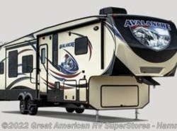 New 2017  Keystone Avalanche 395BH by Keystone from Dixie RV SuperStores in Hammond, LA