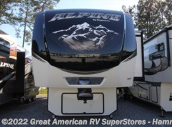 New 2017  Keystone Alpine 3471RK by Keystone from Dixie RV SuperStores in Hammond, LA