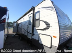 New 2017  Keystone Hideout 252LHS by Keystone from Dixie RV SuperStores in Hammond, LA