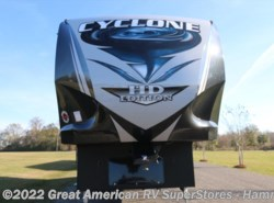 New 2017  Heartland RV Cyclone 3611 by Heartland RV from Dixie RV SuperStores in Hammond, LA