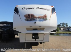 Used 2011  Keystone Copper Canyon 314RL by Keystone from Dixie RV SuperStores in Hammond, LA