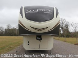 New 2017  Grand Design Solitude 384GK-R by Grand Design from Dixie RV SuperStores in Hammond, LA
