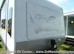 Used 2014  Open Range Journeyer 340FLR by Open Range from Driftwood RV Center in Clermont, NJ