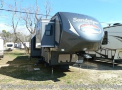 Used 2015 Forest River Sandpiper 377FLIK available in Clermont, New Jersey