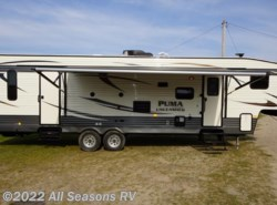 New 2017  Palomino Puma Unleashed 351THSS by Palomino from All Seasons RV in Muskegon, MI