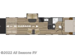 New 2017  Cruiser RV Stryker 3316 by Cruiser RV from All Seasons RV in Muskegon, MI