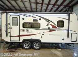 New 2017  Forest River Rockwood Mini Lite 2109S by Forest River from All Seasons RV in Muskegon, MI