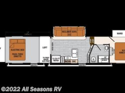 New 2017  Forest River XLR Thunderbolt 341AMP by Forest River from All Seasons RV in Muskegon, MI