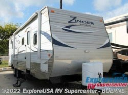 Used 2012  CrossRoads Zinger ZT31SB by CrossRoads from ExploreUSA RV Supercenter - BOERNE, TX in Boerne, TX