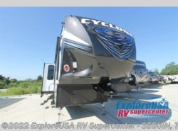 New 2017  Heartland RV Cyclone 3800 by Heartland RV from ExploreUSA RV Supercenter - SEGUIN, TX in Seguin, TX