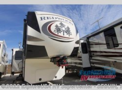 New 2017  Redwood Residential Vehicles Redwood 3401RL by Redwood Residential Vehicles from ExploreUSA RV Supercenter - SEGUIN, TX in Seguin, TX