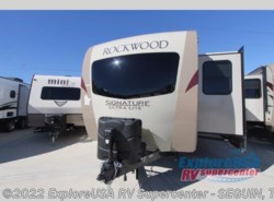 New 2017  Forest River Rockwood Signature Ultra Lite 8335BSS by Forest River from ExploreUSA RV Supercenter - SEGUIN, TX in Seguin, TX