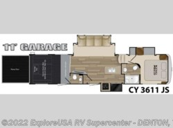 New 2017  Heartland RV Cyclone 3611JS by Heartland RV from ExploreUSA RV Supercenter - DENTON, TX in Denton, TX