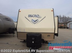 New 2017  Forest River Flagstaff Micro Lite 25BDS by Forest River from ExploreUSA RV Supercenter - DENTON, TX in Denton, TX