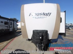 New 2017  Forest River Flagstaff Classic Super Lite 831RKBSS by Forest River from ExploreUSA RV Supercenter - DENTON, TX in Denton, TX