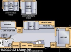 Used 2007  Jayco Eagle 314BHDS by Jayco from EZ Living RV in Braidwood, IL