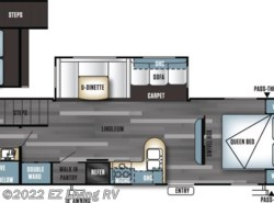 New 2017  Forest River Salem 30LOFTK by Forest River from EZ Living RV in Braidwood, IL